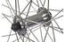 Rodi Voorwiel 17 Voorwiel 622-17 36L met Deore LX zilver